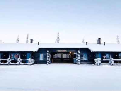 Photo for Vacation home Rukan lepolinna a in Kuusamo - 9 persons, 3 bedrooms