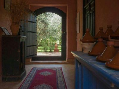 Photo for Riad Sidi Hicham (Villa with swimming pool Not overlooked)