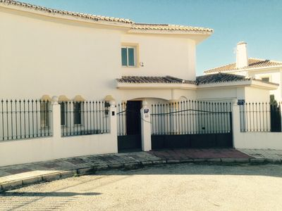 Photo for Fabulous 3 bed villa with private  pool   - easy walking distance to everything