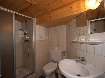 Photo for Apartment / 1 bedroom / shower, WC - Priesterhöfl