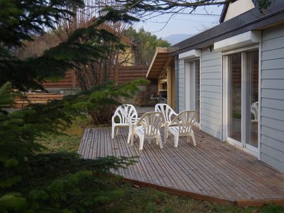 Photo for LA CABANE DU GARDEN - INDEPENDENT GITE FOR 2 to 4 people