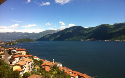 Photo for Terrace Apartment and Lake Como View