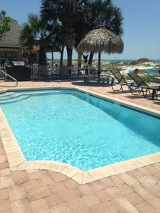 Photo for Excellent location!!  Just steps from the Gulf of Mexico!!