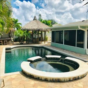 Photo for Beautiful 3BR/2BA Pet Friendly  Pool home located minutes from Anna Maria Island!