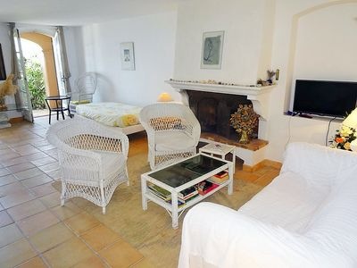 Photo for Apartment in Ramatuelle with Parking, Internet, Pool, Terrace (103869)
