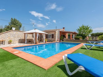 Photo for Beautiful Country House with Pool, Terraces & Wi-Fi; Parking Available