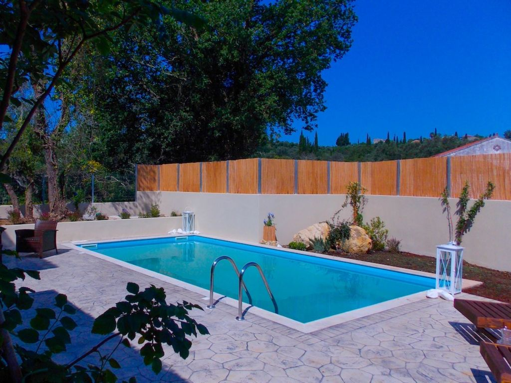 Perfect Holiday Villa Luxury And Private Swimming Pool Viros Corfu