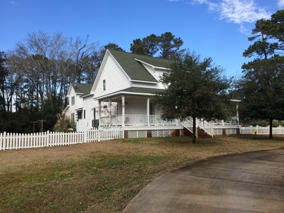 Photo for 4BR House Vacation Rental in Manteo, North Carolina