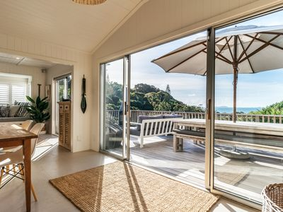 Photo for 2BR House Vacation Rental in Palm Beach, Waiheke Island