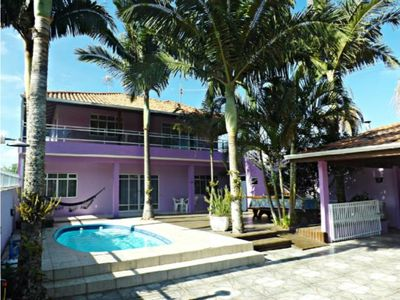 Photo for Wonderful House with Pool in Mariscal / Bombinhas-SC # LC03
