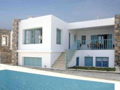 Photo for Luxury Villa with private pool and superb view