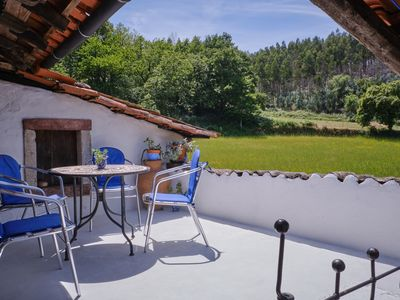 Photo for Charming, traditional self contained Cottage at Quinta da Ribeira.