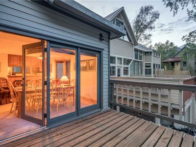 Photo for Great Value in Private Duplex Condo With Amazing Outdoor Space
