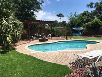 Photo for 3 Bedroom Pool Home in Neptune Beach, Florida