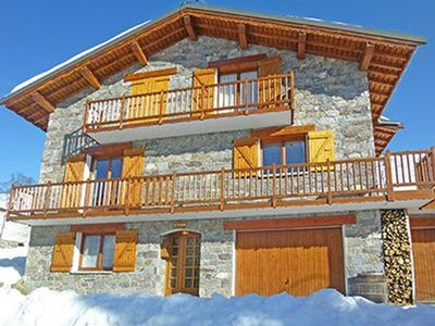 Photo for Holiday house Les Menuires for 16 persons with 6 bedrooms - Holiday house