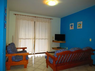 Photo for Code 020B - Apartment 3 bedrooms Bombinhas 08 people Baia Azul