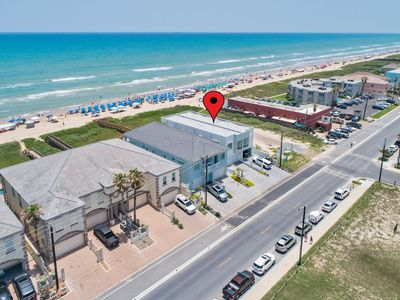 Photo for New Construction 2019! Beachfront Home with Ultra Modern Interior & Pool/Hot Tub Overlooking Beach!