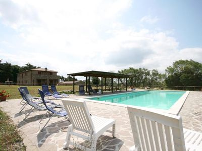 Photo for 7BR House Vacation Rental in sassetta, Toscana