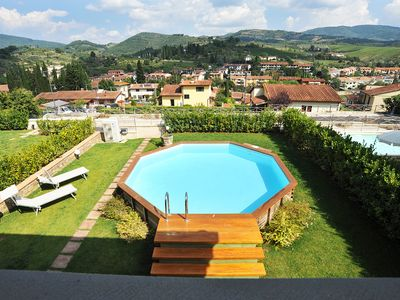 Photo for Charming Villa with private pool and garden (sleeps 6)
