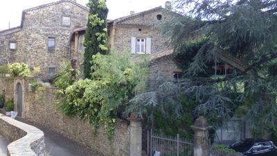 Photo for In beautifully restored Mas, between Provence - Cévennes Park and South Ardèche