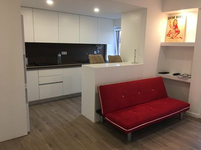 Photo for Luxury apartment, fully equipped and decorated.