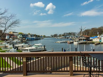 Photo for Historic Condo Within Walking Distance To The Beach And Downtown South Haven