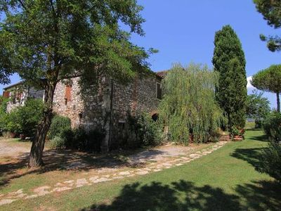 Photo for Holiday apartment Asciano for 6 persons with 3 bedrooms - Farmhouse