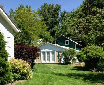Photo for Studio with spectacular garden view in historic Normandale
