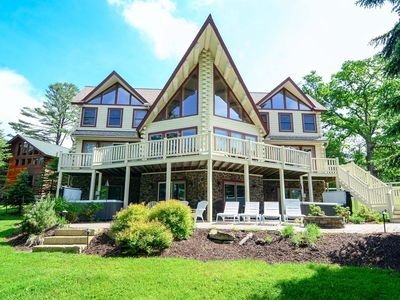 Mallard Landing- Lakefront Home near Wisp Resort