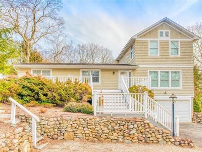 Photo for Nassau Point House with Pool and Deeded Beach!