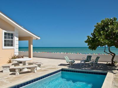 ENTIRE HOME with OCEAN VIEW on the SEA and private pool! 15 Minutes to Atlantis