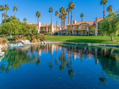 Photo for Awesome Mountain and Lake Views In PGA West Palmer Residence Newly Remodeled next door to Pool/Spa