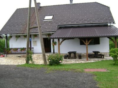 Photo for 1BR Apartment Vacation Rental in Plitvice, Plitvice