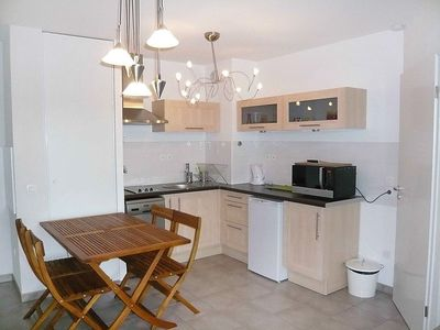 Photo for Apartment 1.1 km from the center of Anglet with Internet, Lift, Parking, Terrace (94233)