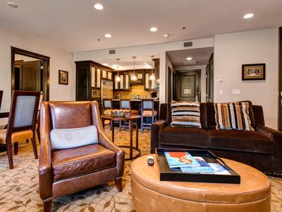 Photo for Luxury 5-Star Hotel/Condo with Full Kitchen – Ski In/Out on Frostwood Gondola
