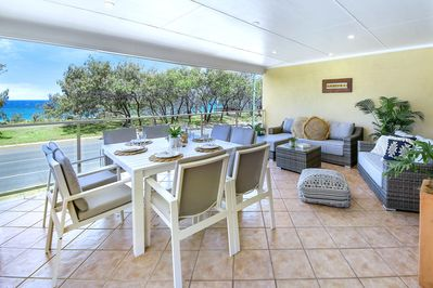 The perfect place to relax and entertain family and friends on your next holiday