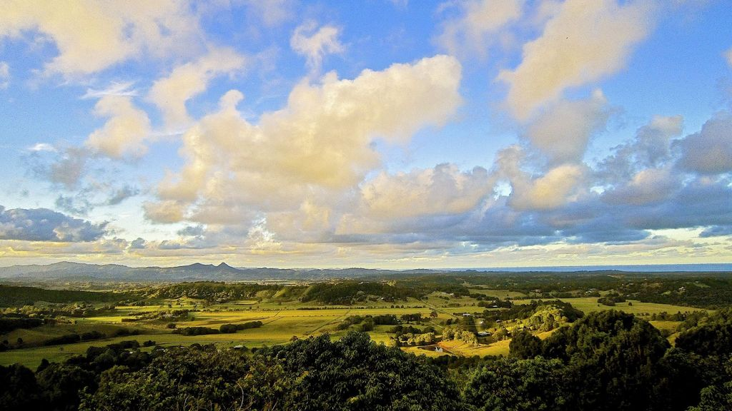 Bluewater view byron bay stylish incredible view coorabell