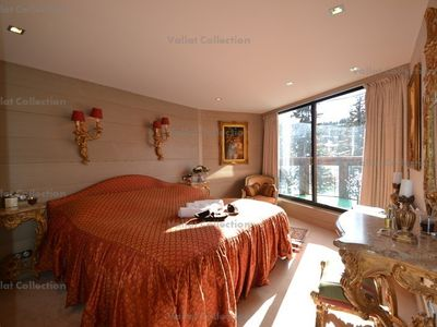 Photo for Luxury apartment ski in ski out in Courchevel 1850