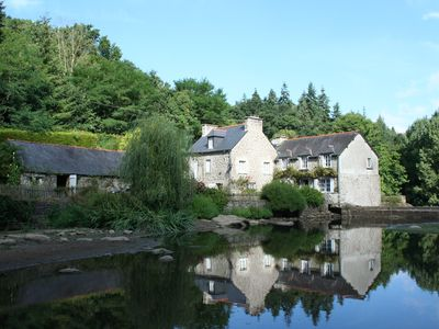 Photo for 18th Century Mill With Mill Pond In Stunning Rural Setting
