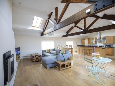 Photo for Alnwick Town Center 1 BR Luxury Apartment