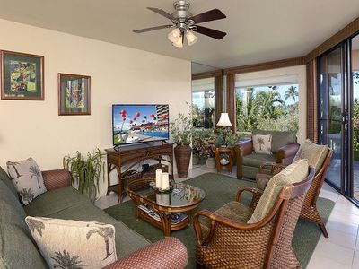 Photo for Wailea Ekahi 27B, 2 Bedrooms, Ocean View, Pool, Sleeps 6
