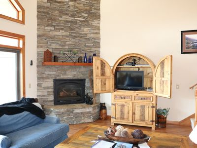 Photo for Level Entry Condo with a Breathtaking view of the Blue Ridge Mountains