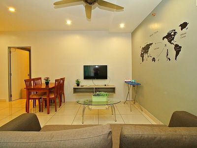 Photo for Homey Suite Surrounded by Local Cuisines