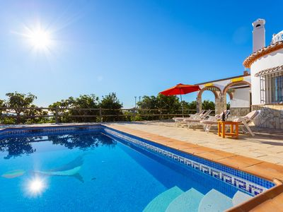 Photo for 3BR Villa Vacation Rental in Torrox, M��laga
