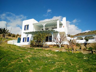 Photo for Villa Valentino, Andros, Cyclades