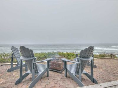 Photo for Hot Tub, Wireless Internet, Pet Friendly, Great Patio with Full Beach and Ocean View