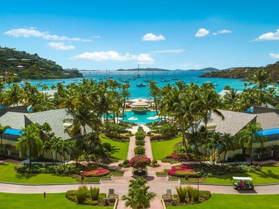 Photo for Bay Vista Villa at the Westin St. John 2 bed/ 2 bath