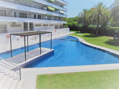Photo for Apartbeach Cannes Apartments, great location and pool