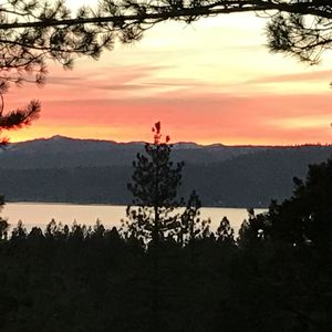 Photo for Lake View Cabin In The Woods, Kings Beach, North Lake Tahoe