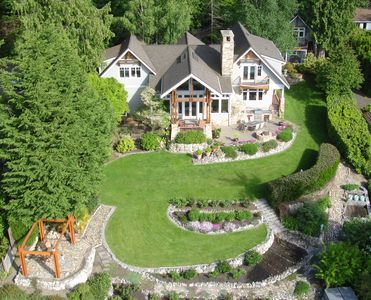 Photo for Luxury Waterfront Craftsman of Natural elements and home to Soaring Eagles